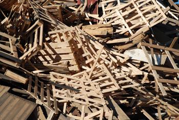 Demoler escombros de construcción